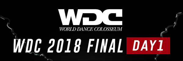 WDC 2018 FINAL DAY1